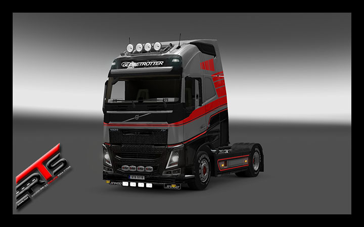 Image Principale Euro Truck Simulator 2 - MODS : Volvo - Light pack Hella by Balbo