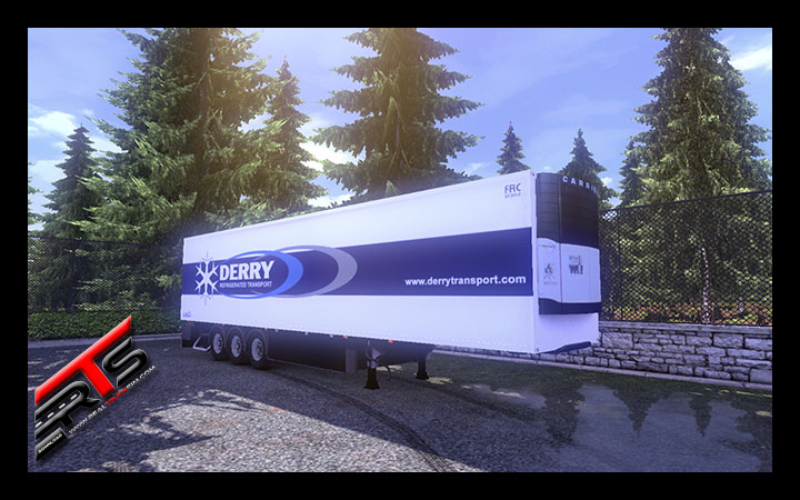 Image Principale Euro Truck Simulator 2 - MODS : Coolliner V2.1 by NewS