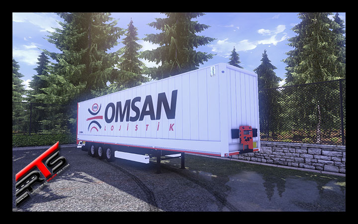 Image Principale Euro Truck Simulator 2 - MODS : Krone Dryliner conversion by Sib3rius
