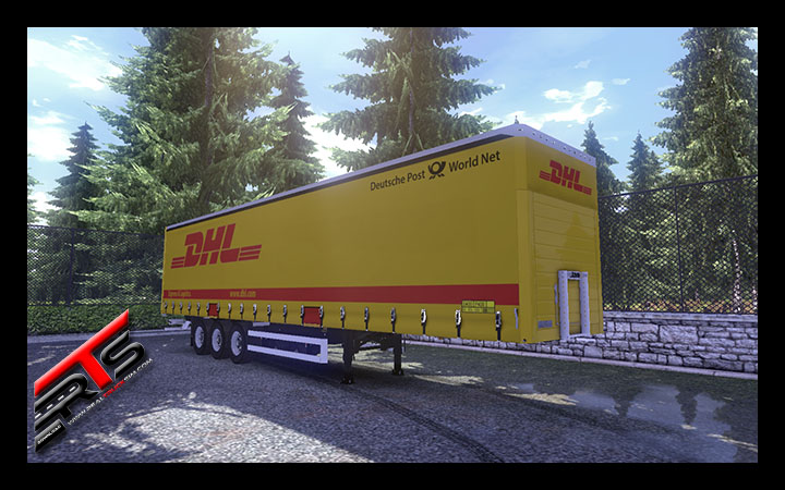 Image Principale Euro Truck Simulator 2 - MODS : Schmitz S.CS Huckepack by Bora