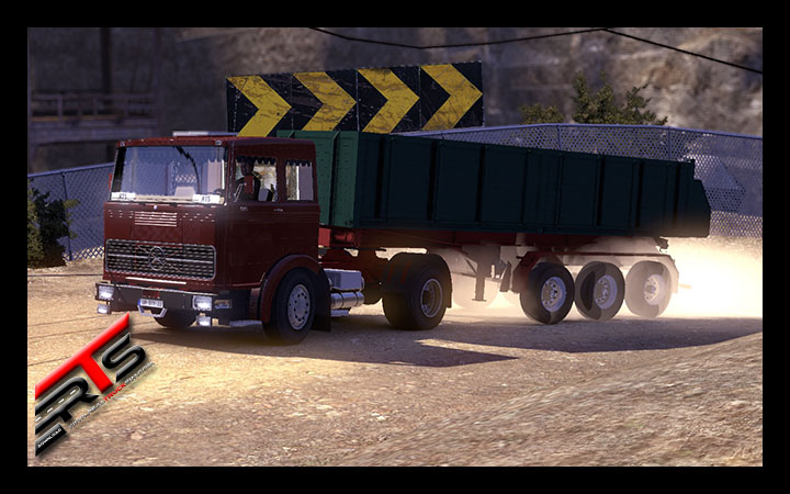 Image Principale Euro Truck Simulator 2 - MODS : Pack Mercedes V3 by Dmitry68 and Stas556