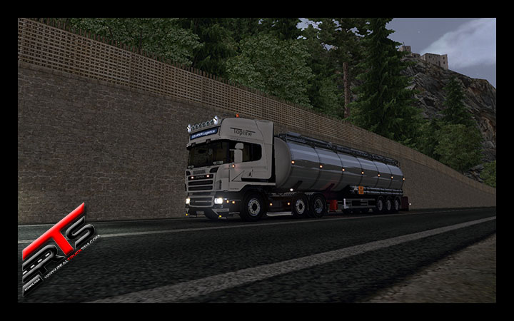 Image Principale Euro Truck Simulator 2 - MODS : Pack Scania R 2008 V2 by 50keda