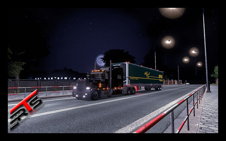 Image Principale Euro Truck Simulator 2 - MODS : Peterbilt 389 by Rus47tam modifié by Kriechbaum