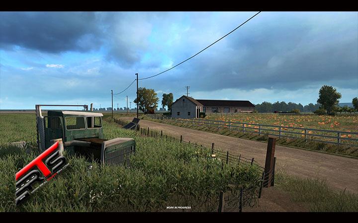 Image Principale American Truck Simulator - WIP : A venir en 2019