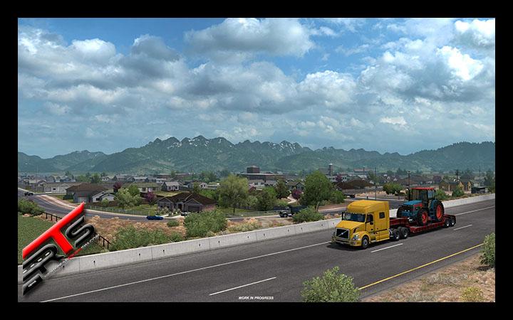 Image Principale American Truck Simulator - WIP : Captures d'écran aguichantes