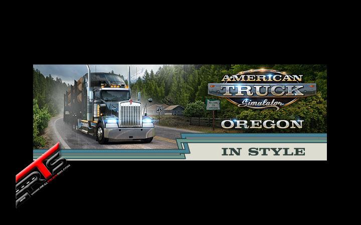 Image Principale American Truck Simulator - DLC : Célébration de l'Oregon !