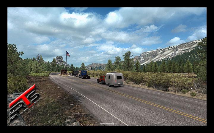 Image Principale American Truck Simulator - WIP : Col Tioga