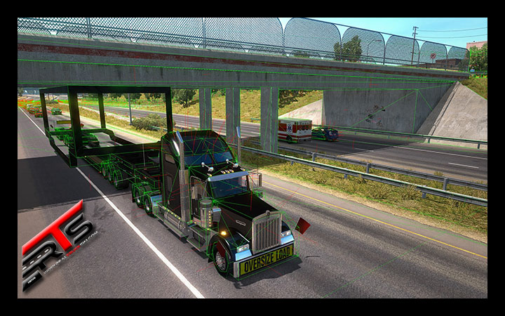 Image Principale American Truck Simulator - WIP : Echauffement pour ATS : Special Transport