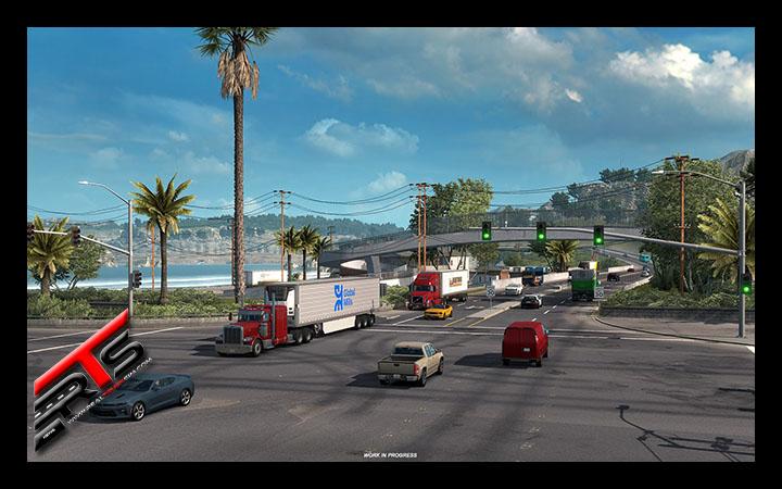 Image Principale American Truck Simulator - WIP : Feux tricolores US