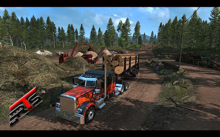 Image Principale American Truck Simulator - WIP : L'Oregon s'élève