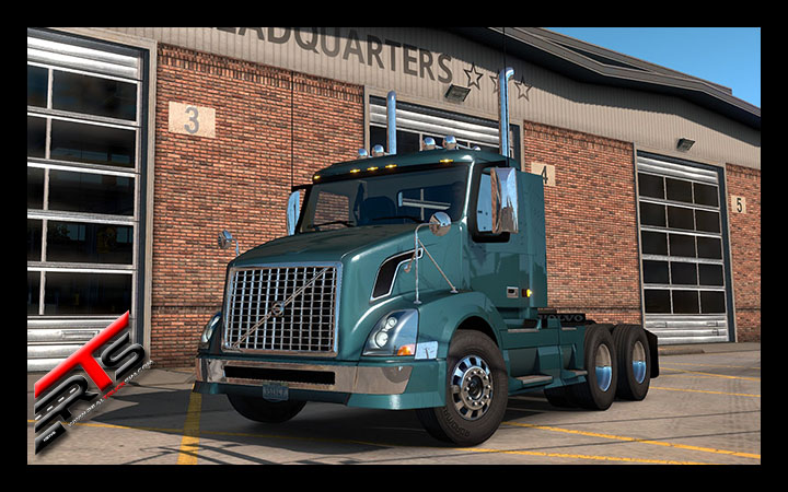 Image Principale American Truck Simulator : Le Volvo VNL arrive dans ATS