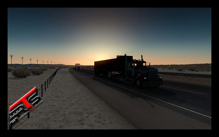 Image Principale American Truck Simulator - DLC : New Mexico - Avant goût (2)