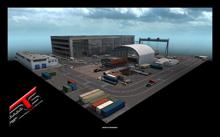 Image Principale American Truck Simulator - WIP : Pendant ce temps dans l'Oregon