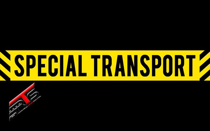 Image Principale American Truck Simulator - WIP : Special Transport - Etat d'avancement