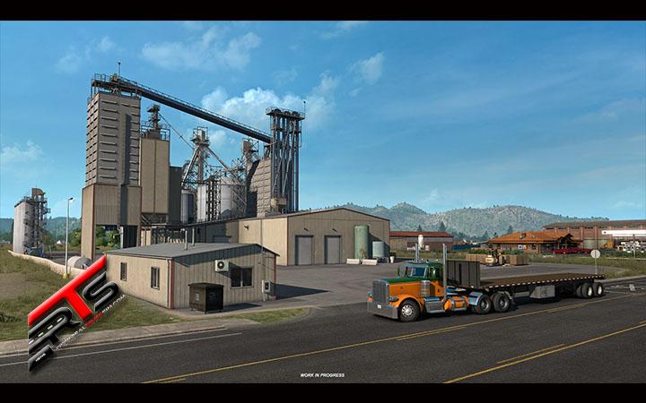 Image Principale American Truck Simulator - WIP : Utah - Nouvelles livraisons
