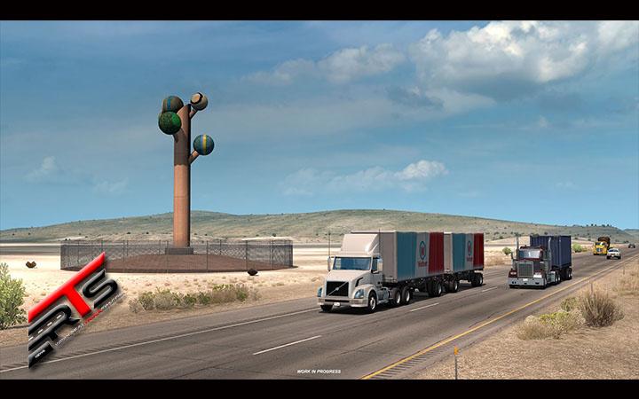 Image Principale American Truck Simulator - WIP : Utah