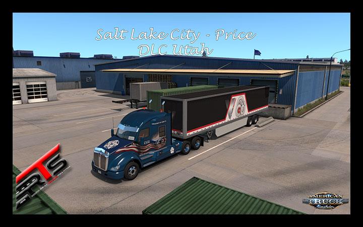 Image Principale American Truck Simulator : Vidéo du DLC Utah