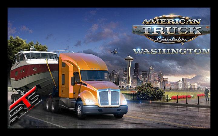 Image Principale American Truck Simulator - WIP : Washington - Annonce