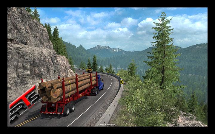 Image Principale American Truck Simulator - WIP : Washington - Paysages