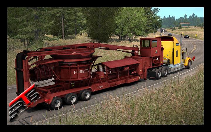 Image Principale American Truck Simulator - DLC : Washington disponible !