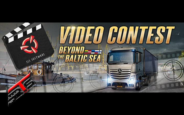 Image Principale Euro Truck Simulator 2 - Concours : Appel aux créateurs de vidéos !