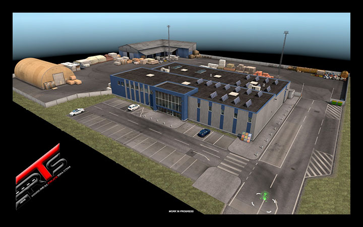 Image Principale Euro Truck Simulator 2 - WIP : Beyond the Baltic Sea - Nouvelles industries (2)