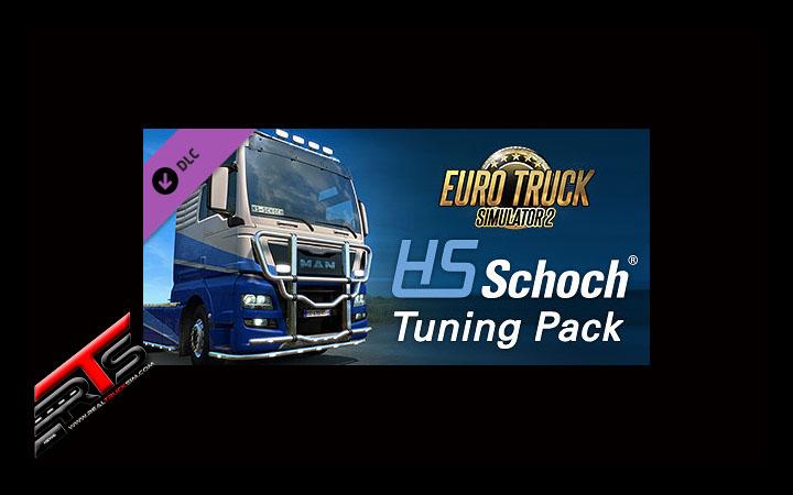 Image Principale Euro Truck Simulator 2 - DLC : HS-Schoch Tuning Pack