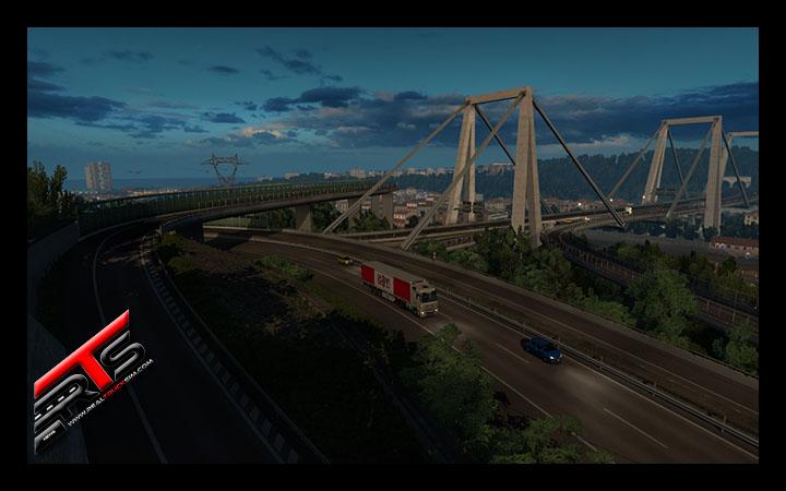 Image Principale Euro Truck Simulator 2 - DLC : Italia - Avant goût (1)