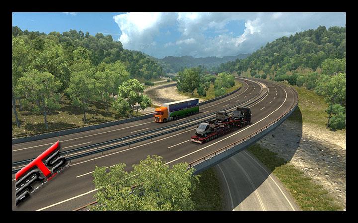 Image Principale Euro Truck Simulator 2 - DLC : Italia - Avant goût (2)