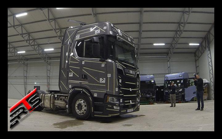 Image Principale Euro Truck Simulator 2 - WIP : Nouveaux Scania S et R