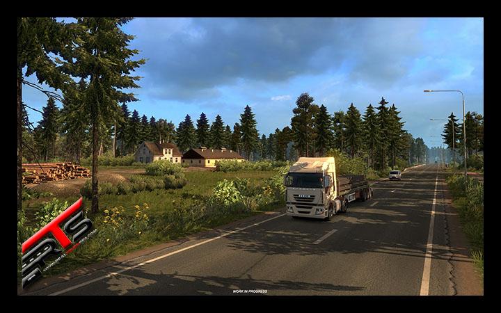 Image Principale Euro Truck Simulator 2 - WIP : Quelque chose (d'autre) en préparation