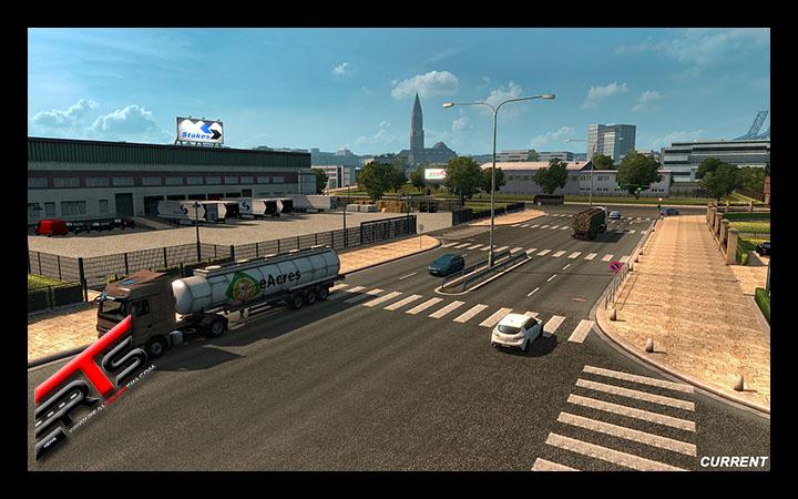 Image Principale Euro Truck Simulator 2 - WIP : Révision de l'Allemagne