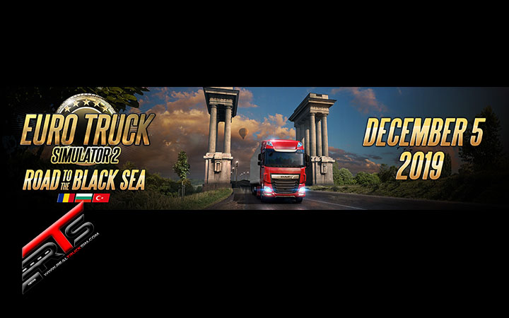 Image Principale Euro Truck Simulator 2 : Road to the Black Sea - Annonce de la date de sortie