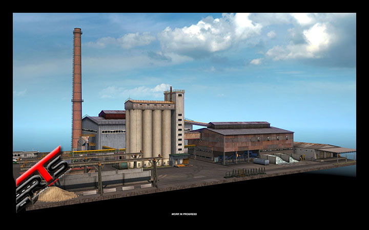 Image Principale Euro Truck Simulator 2 - WIP : Road to the Black Sea - Industries