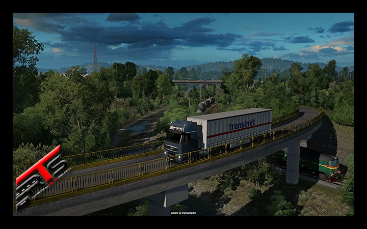 Image Principale Euro Truck Simulator 2 - WIP : Road to the Black Sea - Paysages