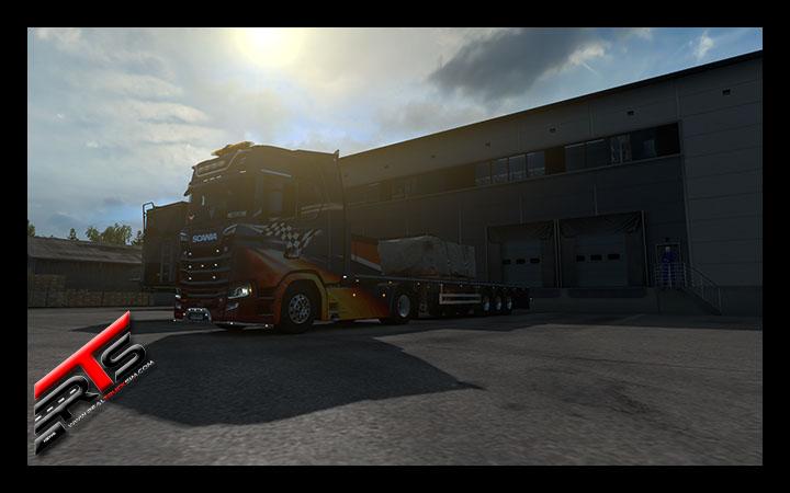 Image Principale Euro Truck Simulator 2 : Vidéo du DLC Beyond the Baltic Sea