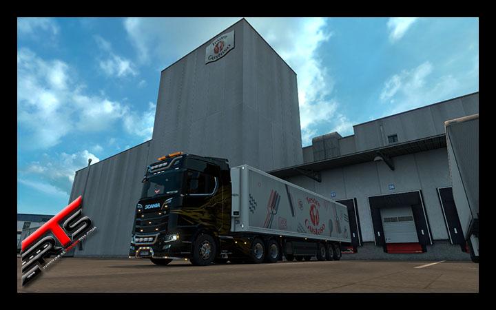 Image Principale Euro Truck Simulator 2 : Vidéo du DLC Italia