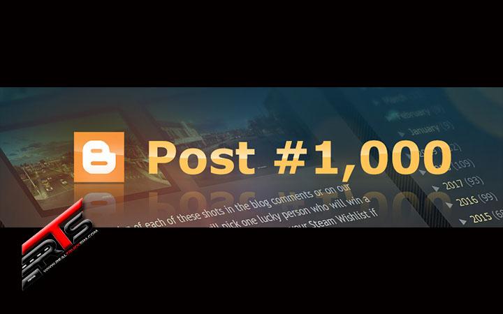 Image Principale SCS Software : 1000ème article