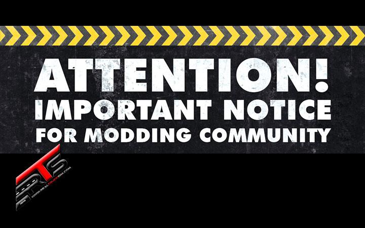 Image Principale SCS Software : Avertissement important pour notre communauté de modding