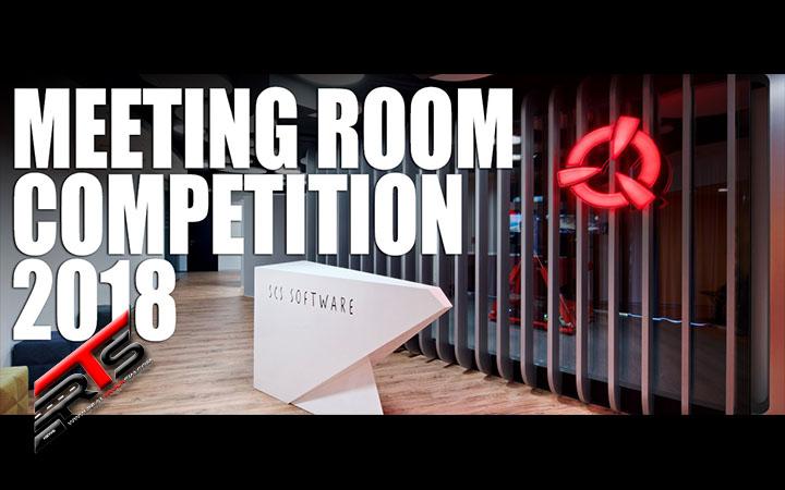 Image Principale SCS Software : Concours de la salle de réunion de l'année