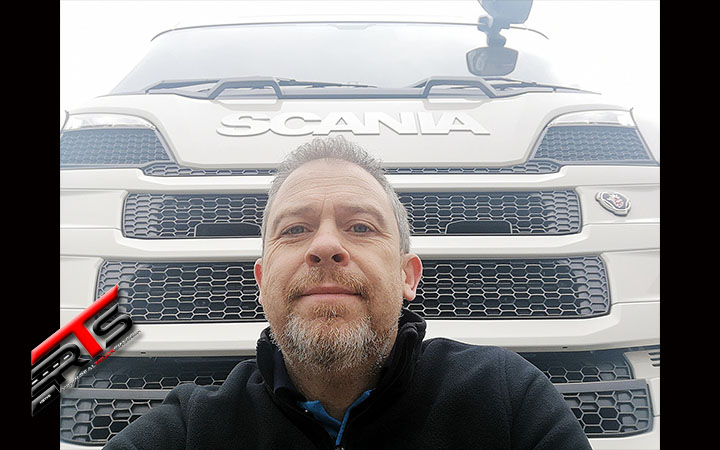 Image Principale SCS Software : Des camions virtuels aux camions réels