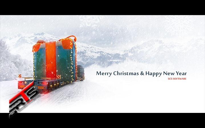 Image Principale SCS Software : Joyeux Noël et Bonne Année 2017