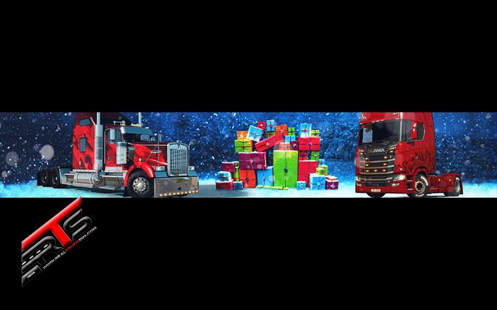 Image Principale World of Trucks : Nouvel événement - Grande livraison de cadeaux 2017