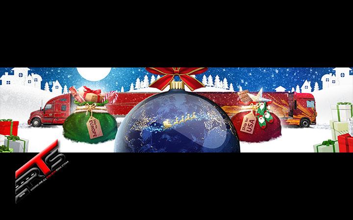 Image Principale World of Trucks : Nouvel événement - Grande livraison internationale de cadeaux de Noël 2018