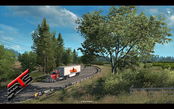 Image Principale American Truck Simulator - Euro Truck Simulator 2 - WIP : Nouvelles connexions routières