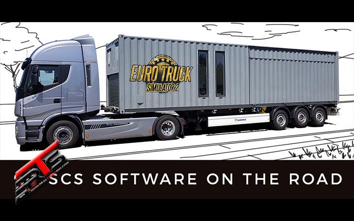 Image Principale SCS Software : SCS sur la route en 2019