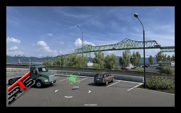 Image Principale American Truck Simulator - WIP : 1.40 - Points d'intérêt pour New Mexico et Oregon