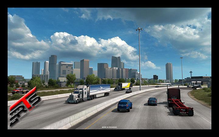 Image Principale American Truck Simulator - WIP : Colorado - Denver