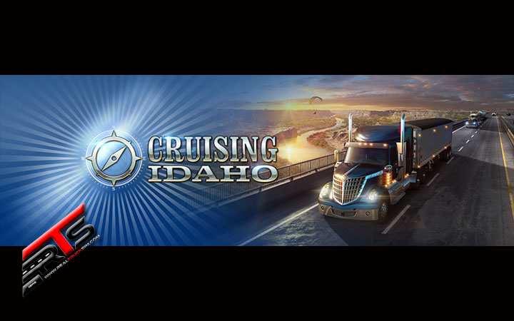 Image Principale World of Trucks - American Truck Simulator : Evénement - Cruising Idaho