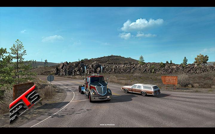 Image Principale American Truck Simulator - WIP : Idaho - Attention ! Contenus tous chauds